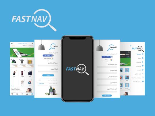 mobile development FastNav